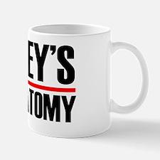 Grey's Anatomy Mug