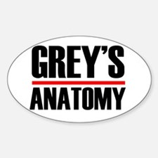 Grey's Anatomy Decal