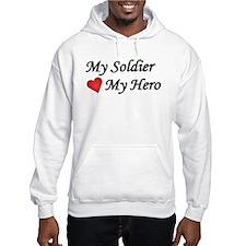 My Soldier My Hero US Army Hoodie