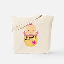 April Baby Maternity Tote Bag