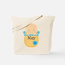May Baby Tote Bag