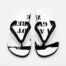 notgunfree Flip Flops