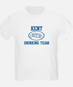 KENT drinking team T-Shirt