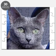 russian blue Puzzle