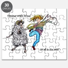 Dances With Wool / color Puzzle
