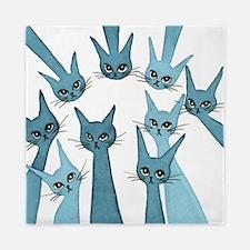 Lucca Stray Cats Queen Duvet