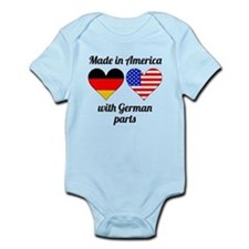 Made In America With German Parts Body Suit