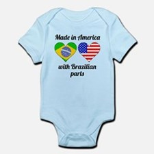 Made In America With Brazilian Parts Body Suit
