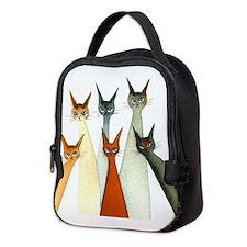 Seville Stray Cats Neoprene Lunch Bag