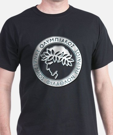 Olympiacos White T-Shirt