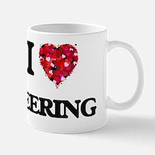 I Love Leering Mug