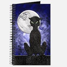 Harvest Moons Black Cat Journal