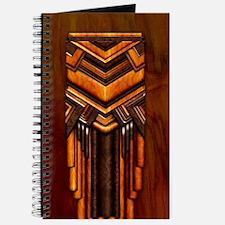 Harvest Moons Art Deco Column Journal