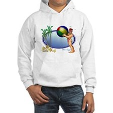 Beach Ball Hoodie