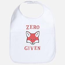 Zero (Fox) Given Bib