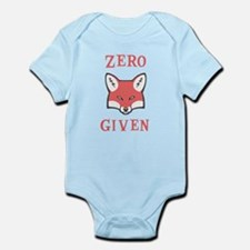 Zero (Fox) Given Infant Bodysuit