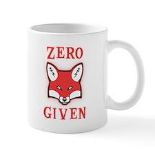 Zero (Fox) Given Mug