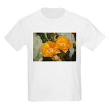Yellow Prickly Pear Blooms T-Shirt