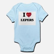 I Love Lepers Body Suit