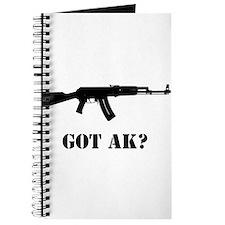 Got AK? Journal