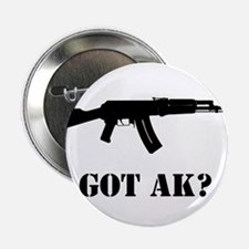 "Got AK? 2.25"" Button (100 pack)"