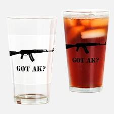 Got AK? Drinking Glass