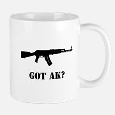 Got AK? Mugs