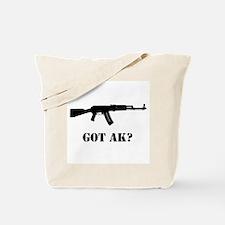 Got AK? Tote Bag