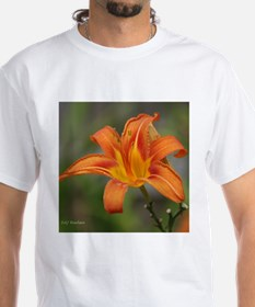 Orange Day Lily T-Shirt
