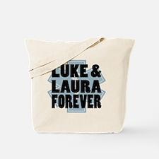 Luke and Laura Tote Bag