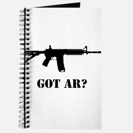 Got AR? Journal