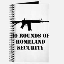 30 Rounds of Homeland Security Journal