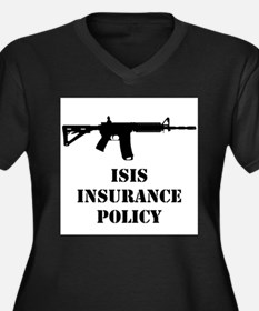 ISIS Insurance Policy Plus Size T-Shirt