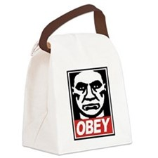 Obey  Canvas Lunch Bag