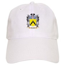 Felipe Coat of Arms - Family Crest Baseball Cap