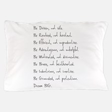 Be Pillow Case