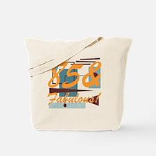 Vintage 85th Birthday Tote Bag