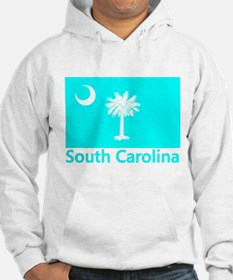 South Carolina Flag Hoodie