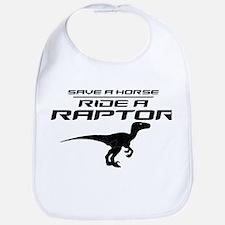 Save a Horse, Ride a Raptor Bib