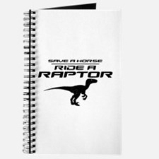 Save a Horse, Ride a Raptor Journal