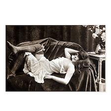 Vintage Erotica- 8 Postcards