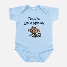 DADDY'S LITTLE MONKEY Body Suit