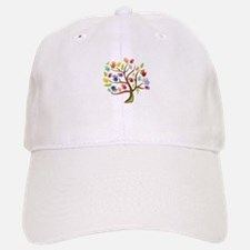Tree Of Hands Baseball Baseball Baseball Cap