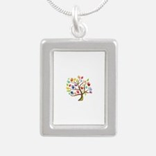Tree Of Hands Necklaces