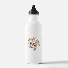 Tree Of Hands Water Bottle