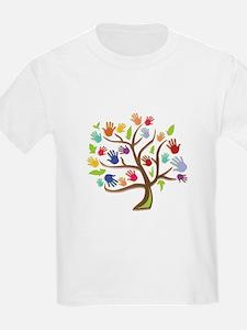 Tree Of Hands T-Shirt