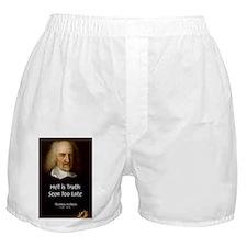Politics Utopia: Boxer Shorts