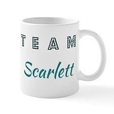 TEAM SCARLETT Small Mug