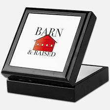 Barn & Raised Keepsake Box