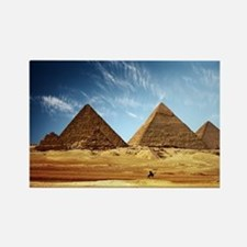 Egyptian Pyramids and Camel Magnets